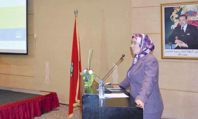 Nezha El Ouafi a rappelé qu'entre 2005 et 2010, le Royaume a consacré 64% de ses dépenses climatiques aux efforts d'adaptation, soit 9% des dépenses globales d'investissement. Ph. Seddik