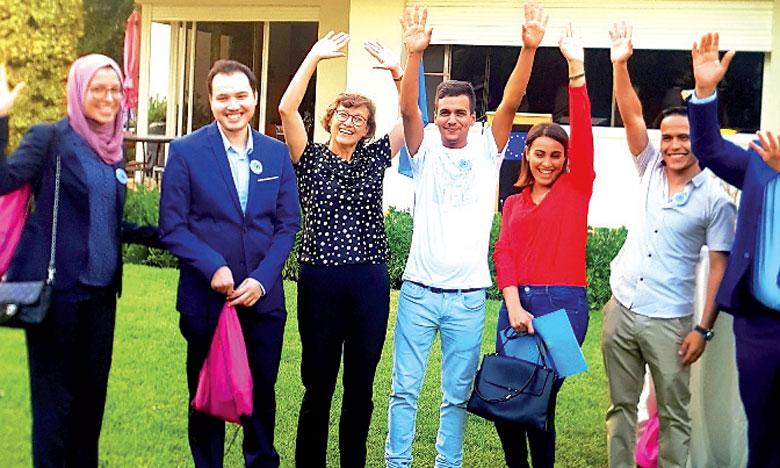 Les étudiants marocains s'informent  sur le programme «Erasmus+»