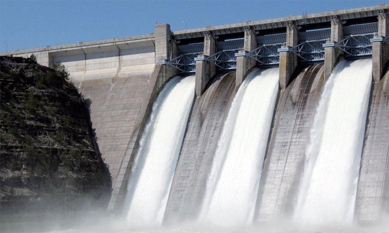 L'énergie hydroélectrique permet d'atténuer les émissions de gaz à effet de serre, mais impacte négativement le débit des cours d'eau déjà modifiés par le changement climatique. Ph. DR