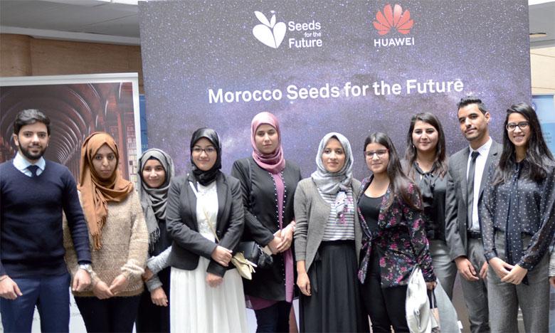 Le coup d'envoi du programme a eu lieu lors du Huawei Morocco Smart University Summit.