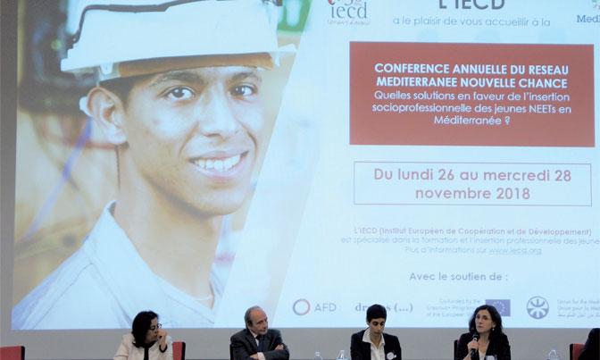 Un jeune Nord-africain sur 4 n'est ni en éducation, ni en emploi, ni en formation
