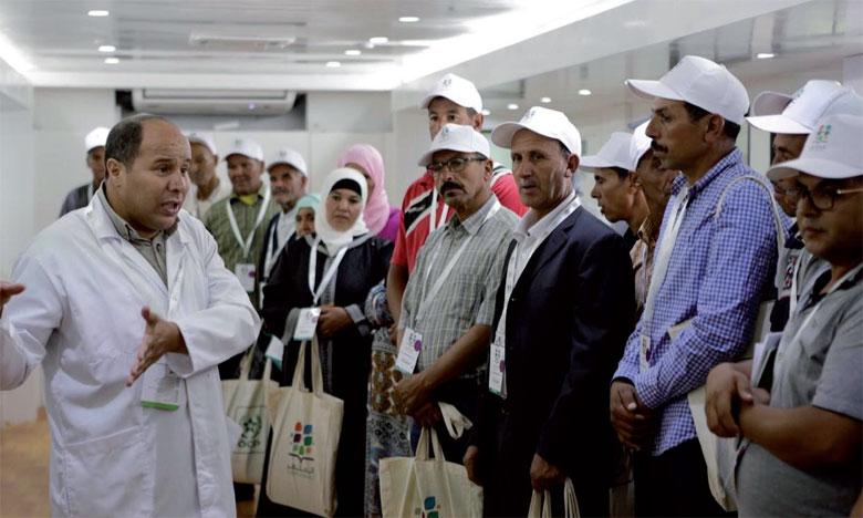 Après son lancement, le 25 septembre dernier dans la province de Safi, le dispositif a fait escale du 30 octobre au 1er novembre dans la province de Settat.