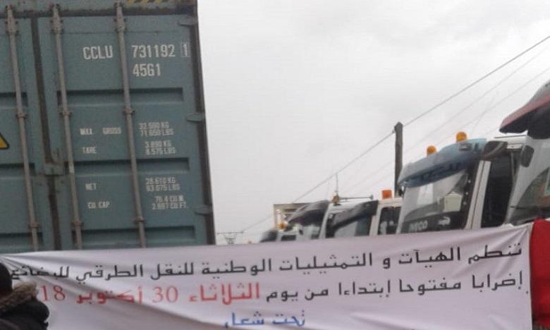 Grève des transporteurs : les abattoirs avicoles dénoncent