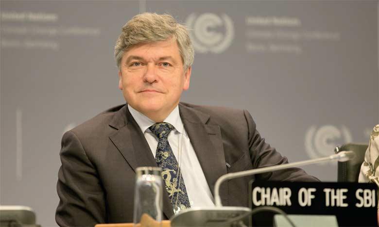 Le Polonais Tomasz Chruszczow, envoyé spécial de l'ONU-Climat et un des rédacteurs de l'Annuaire2018, a indiqué que cette nouvelle publication illustre la façon dont l'action climatique peut donner des résultats sur l'atténuation des émissions de gaz à effet  de serre et sur l'adaptation au changement climatique.  Ph. DR