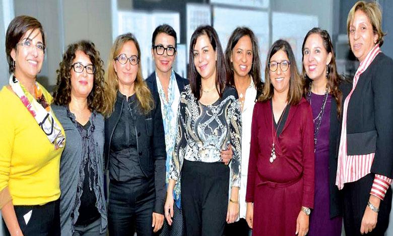Les femmes dirigeantes marocaines  ont leur réseau