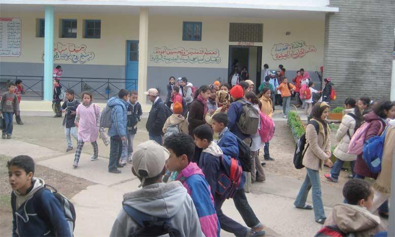 Le renforcement du programme Tayssir vise à encourager les familles à scolariser leurs enfants.