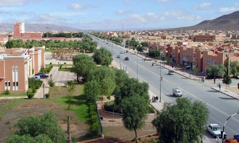 Développement du commerce et services : La région de Guelmim-Oued Noun aura des zones d'activités dédiées