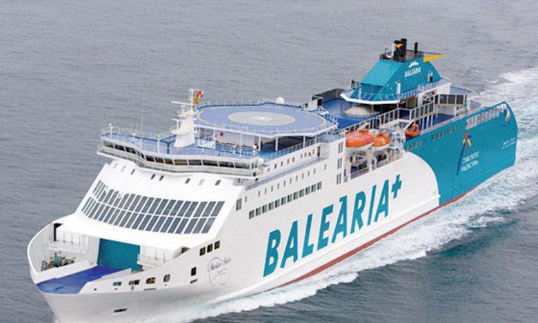 L'espagnol Baleària veut se renforcer  en Afrique du Nord
