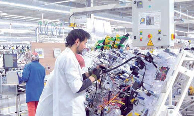 Selon le HCP, le taux d'utilisation des capacités de production (TUC) se serait établi à 79% dans l'industrie manufacturière.