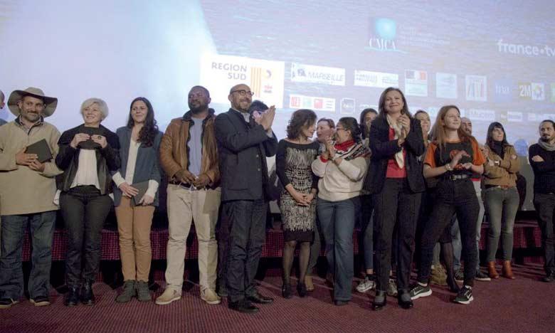 À la fin du festival, un jury présidé par la journaliste libanaise Gisèle Khoury  a attribué des prix  aux œuvres en compétition.