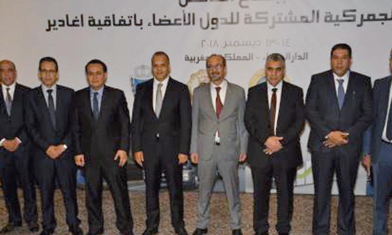 La 5e réunion du comité mixte des Douanes des pays membres de l'Accord d'Agadir, constitué des DG des administrations douanières, s'est réunie à Casablanca.
