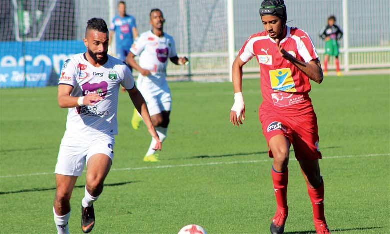 Sixième victoire du Youssoufia de Berrechid en Championnat au détriment du KACM.