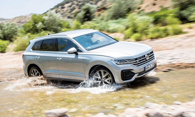Volkswagen sur la voie du succès