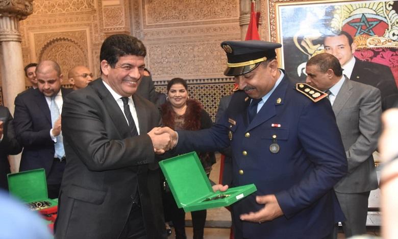 Les clés des ambulances équipées ont été remises par Mustapha Bakkoury, président de la région de Casablanca-Settat.