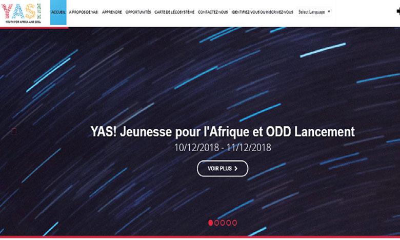 «YAS!», initiée par le Pnud et Accenture, sera activée les 10 et 11 décembre à Lagos.