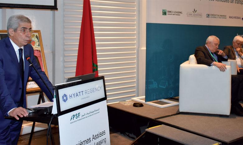Les deuxièmes Assises nationales du leasing organisées ont permis aux professionnels d'exprimer leur intérêt pour le marché du développement durable. (Ph. Seddik)