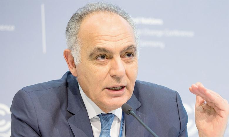Salaheddine Mezouar, président de la CGEM.