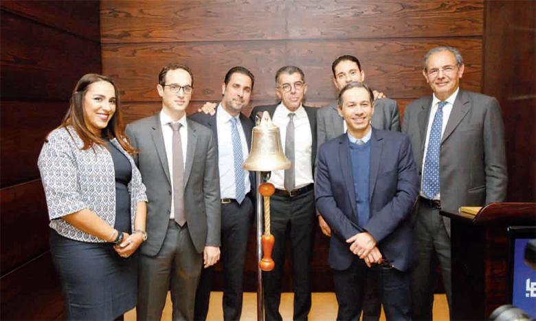 La cérémonie de la première cotation du groupe Mutandis s'est déroulée le 18 décembre à Casablanca.