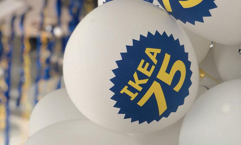 Ikea souffle sa 75e bougie : Une nouvelle signature pour son magasin marocain