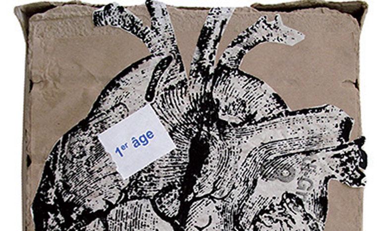 «K'ared» met en valeur  le papier sous toutes  ses formes