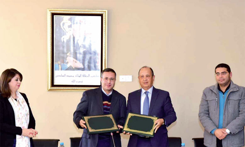 La FRMA et l'AMJS signent une convention de partenariat