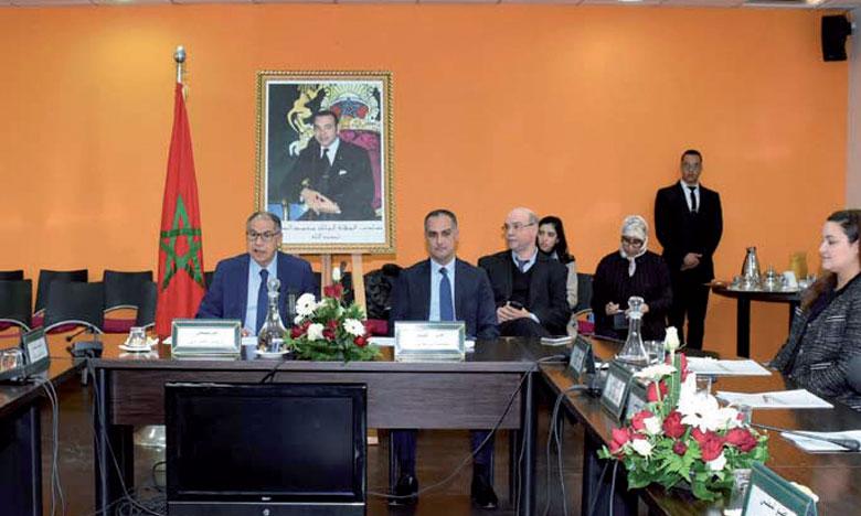 Le nouveau président du Conseil de la concurrence reçoit  les centrales syndicales