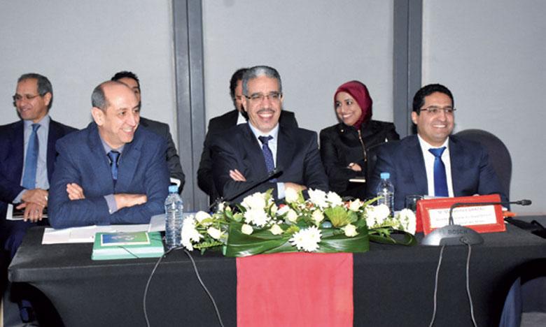 Le plan gazier révisé devra être relancé cette année, a déclaré, hier à Rabat, le ministre  de l'Énergie Aziz Rabbah.Ph. Saouri