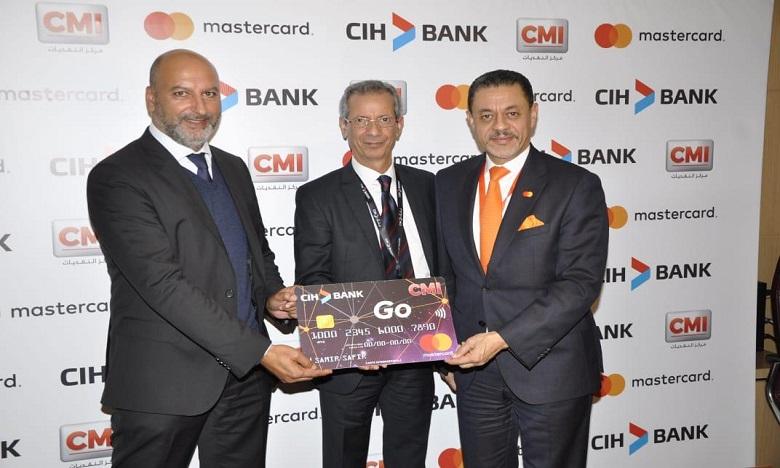 CIH Bank lance une carte de paiement co-badgée CMI – Mastercard