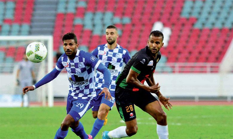 Àl'image des précédentes journées, la 14e journée sera amputée de quatre matchs en raison de la participation de cinq clubs marocains en compétitions africaines.