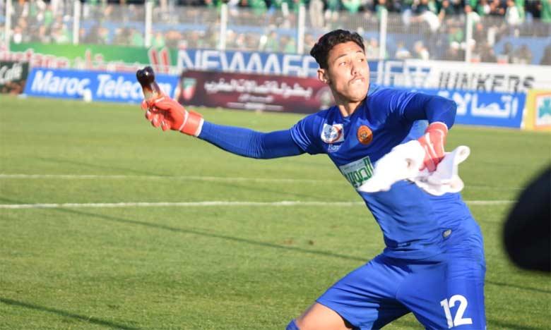 Abdelali Lamhamedi suspendu quatre matchs