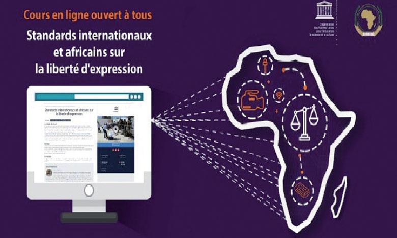 L'Unesco lance une formation en ligne au profit des acteurs judiciaires