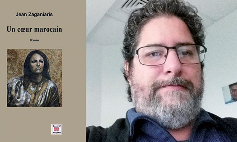 Jean Zaganiaris est l'auteur de «Parlez-moi de Littérature» et de «Un cœur marocain».