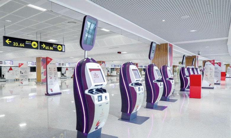 Le nouveau terminal sera entièrement dédié à Royal Air Maroc et à certaines compagnies aériennes partenaires.
