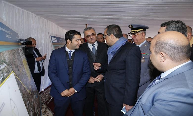L'échangeur a nécessité un investissement de 30 millions de dirhams. Ph. MAP