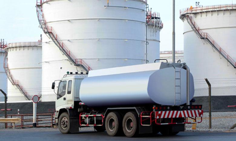 À l'exception du supercarburant, les autres produits enregistrent un déficit en capacité de stockage.