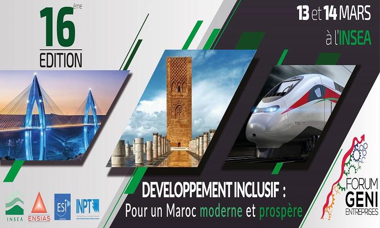 Le Matin - Forum GENI Entreprises : La 16e édition se prépare
