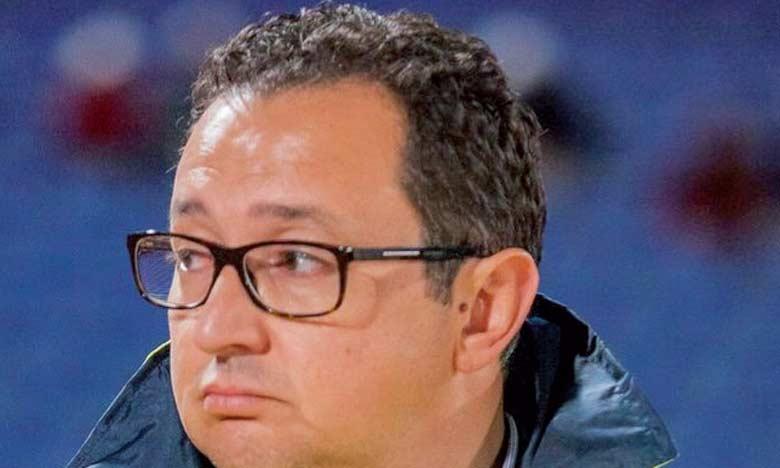 Moulay Rachid Naïfi, directeur du Grand Stade de Marrakech.