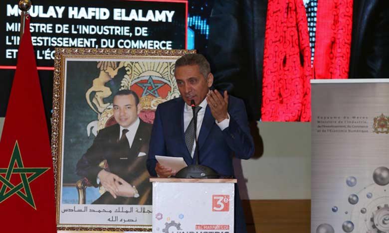 La recherche et développement représente aujourd'hui 0,8% du PIB marocain.