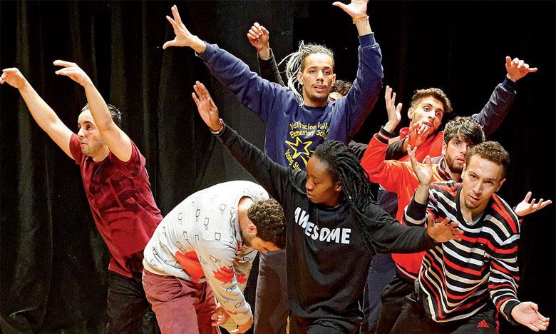 «Danser Casa» le 9 janvier