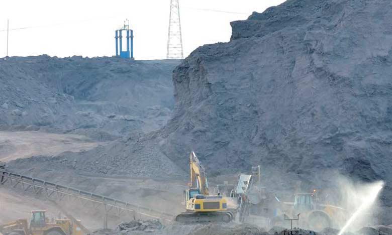 En février 2018, une commission relevant du ministère de l'Énergie avait présenté à Jerada un projet pilote portant sur les moyens de valoriser les résidus miniers.