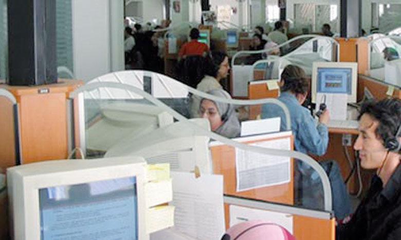 Le site casablancais, basé à Casanearshore, couvre une superficie de 870m² et abrite 150 positions.