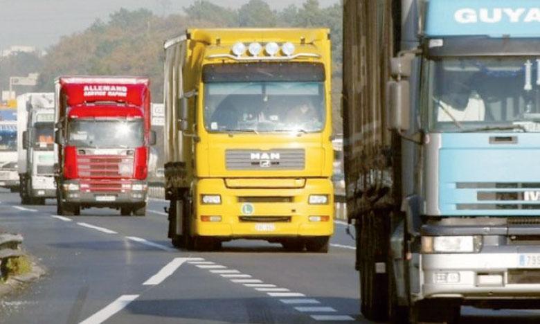 Selon les estimations, cet objectif permettra d'économiser 20.000 euros de carburants pour un camion dans les 5 premières années, puis dès 2030 60.000 euros sur les cinq années suivantes. Ph. DR