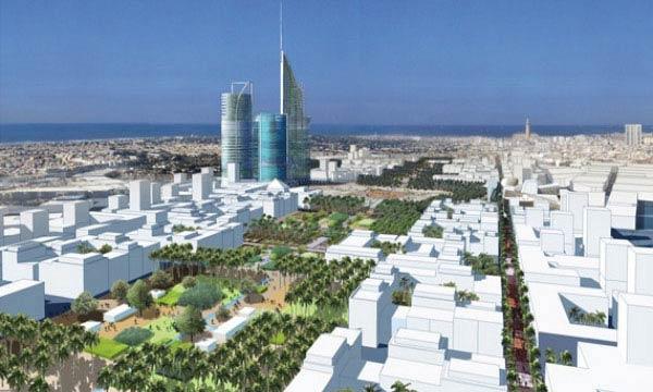Le Financial Times fait l'éloge de Casablanca Finance City