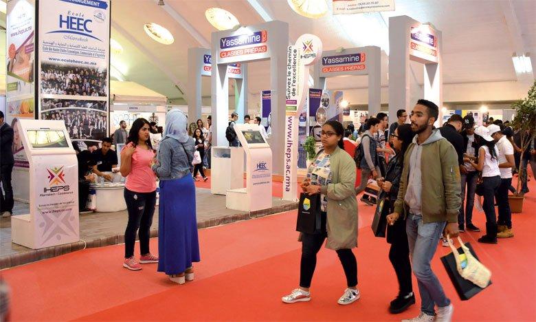 Le Forum international de l'Etudiant  à Rabat