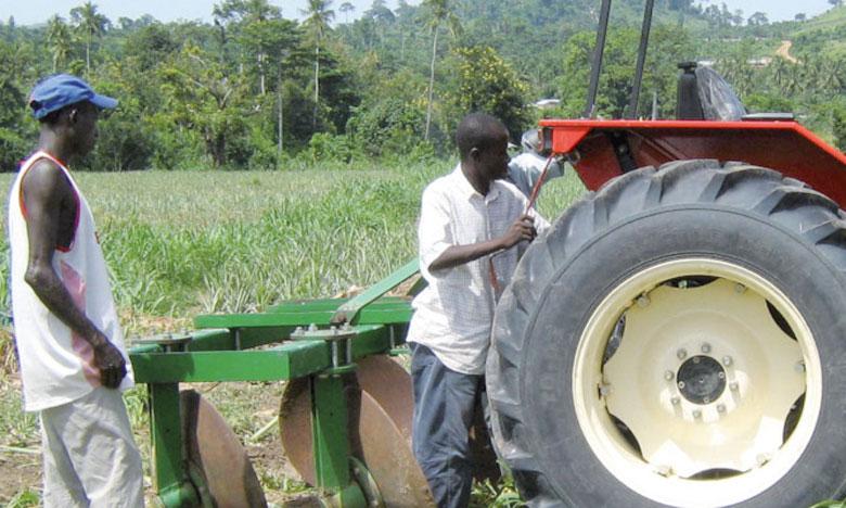 Alors que les investissements dans la mécanisation agricole dans les pays en développement se développent rapidement, ils ont stagné dans la plupart des pays africains. Ph. DR.