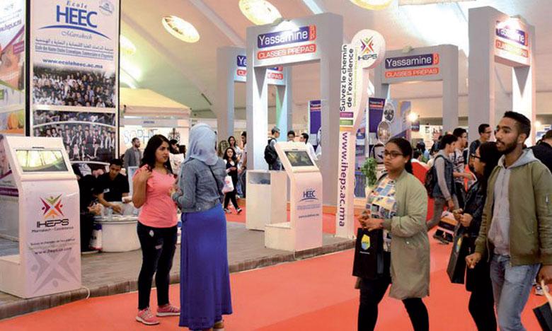 Rabat abrite le Forum international de l'Étudiant