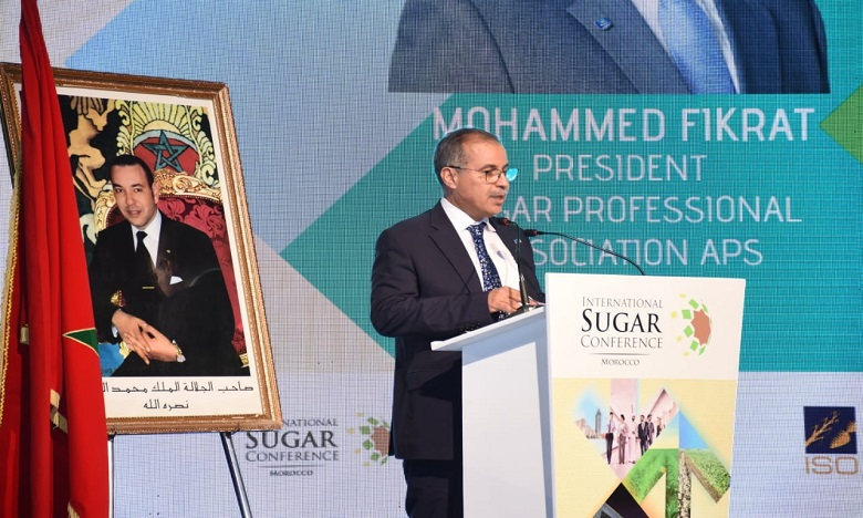 Mohammed Fikrat, PDG du groupe Cosumar. Ph: Seddik