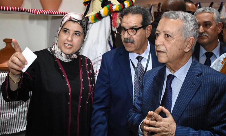 La cinquième édition de la Semaine nationale de l'artisanat rassemble 1.200 exposants à Marrakech