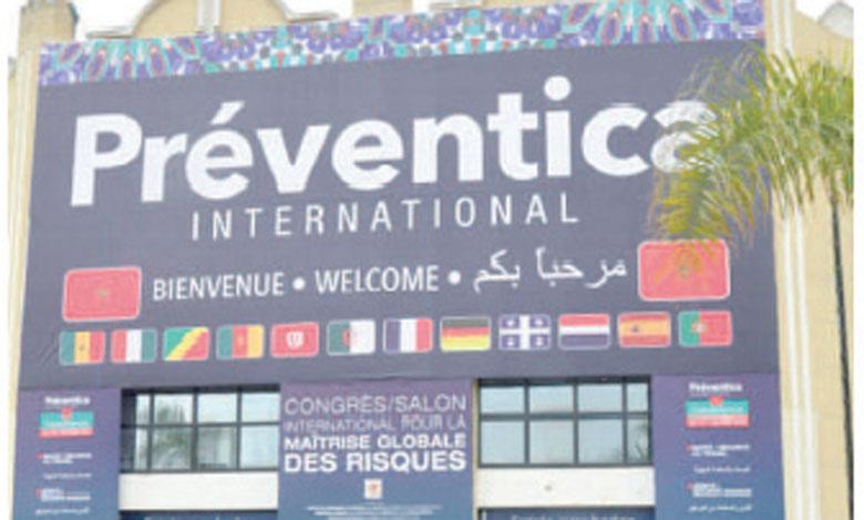 Plus de 200 experts sont attendus à Préventica 2019.