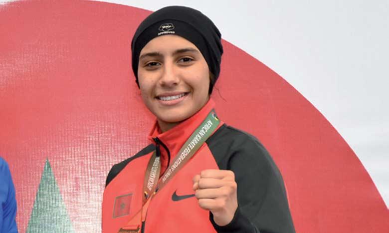 Ibtissam Sadini, un projet de médaillée olympique pour les JO de Tokyo 2020
